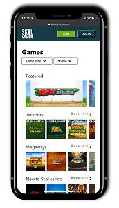 Skol Casino Mobile