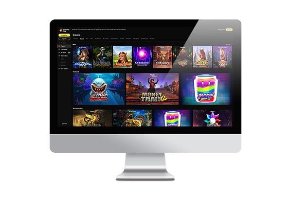 Casino.me Desktop