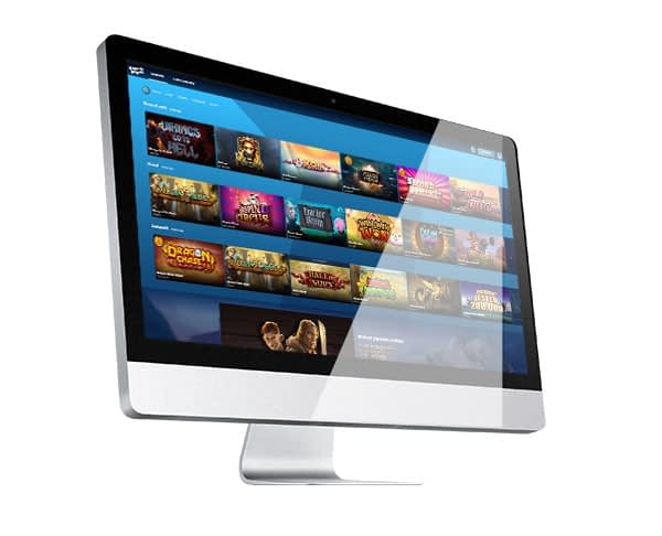 NEW SuperNopea Casino desktop
