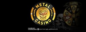Metal Casino: Fast Transfers + No Registration with Pay'N Play 6