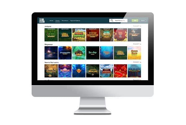 Skol Casino Desktop