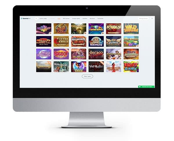 Speedy Bet Casino Instant Pay and Play