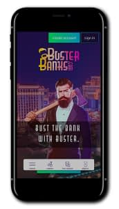 Buster Banks Casino mobile
