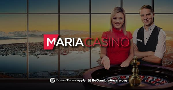 Maria Casino: Now accepting Trustly's Pay 'N Play 3
