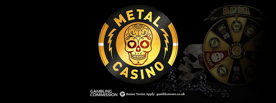 Metal Casino: Fast Transfers + No Registration with Pay'N Play 2