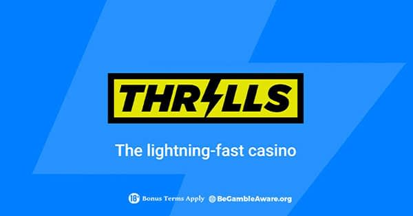 Thrills Casino Instant Pay and Play