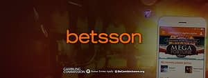 Betsson Casino: Easy Pay'N Play Available Now! 3