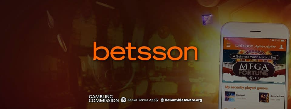 Betsson Casino: Easy Pay'N Play Available Now! 2